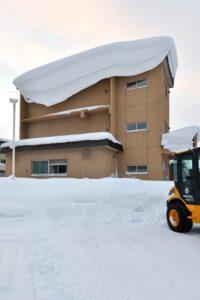 令和3年1月7日からの大雪による災害により被災された被保険者等のみなさまへ