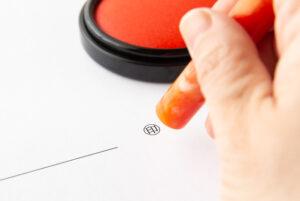 各種届出等への事業主等押印の廃止について